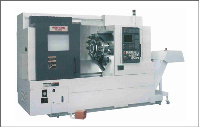 CNC旋盤 NL2500Y/700 森精機 1台